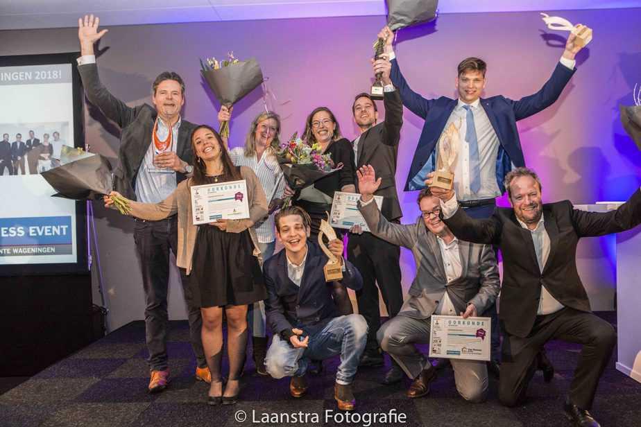 Business Event gemeente Wageningen 2018; draag een ondernemer of bedrijf voor