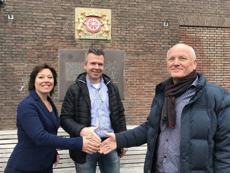 Ilonne Bongers en Robert Frijlink nieuwe centrummanagers