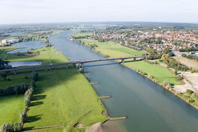 2×2 rijstroken op de Rijnbrug