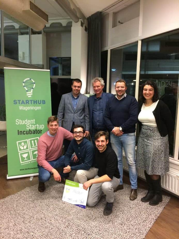 Young professionals dingen mee naar de titel Jonge Held 2018
