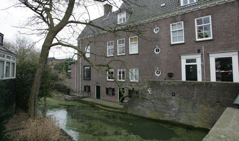 Herstel Stadsgracht in stroomversnelling