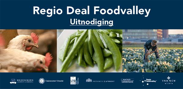 Regio Deal FoodValley