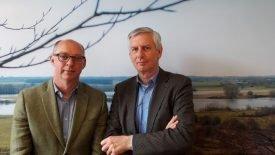 Artikel WOC en W12 in De Gelderlander