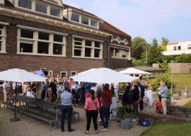 Ondernemerscafé in Schip van Blaauw