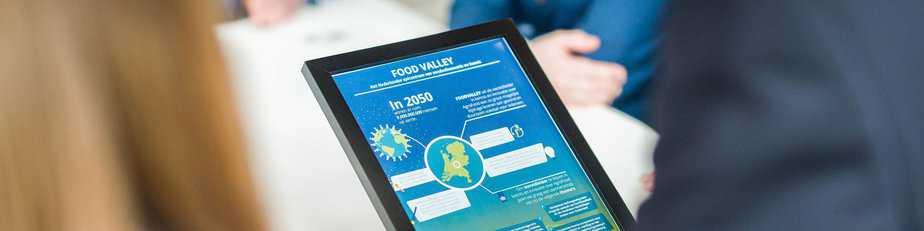 Regio Deal Foodvalley: ruim 70 miljoen euro voor epicentrum van voedselinnovatie en kennis