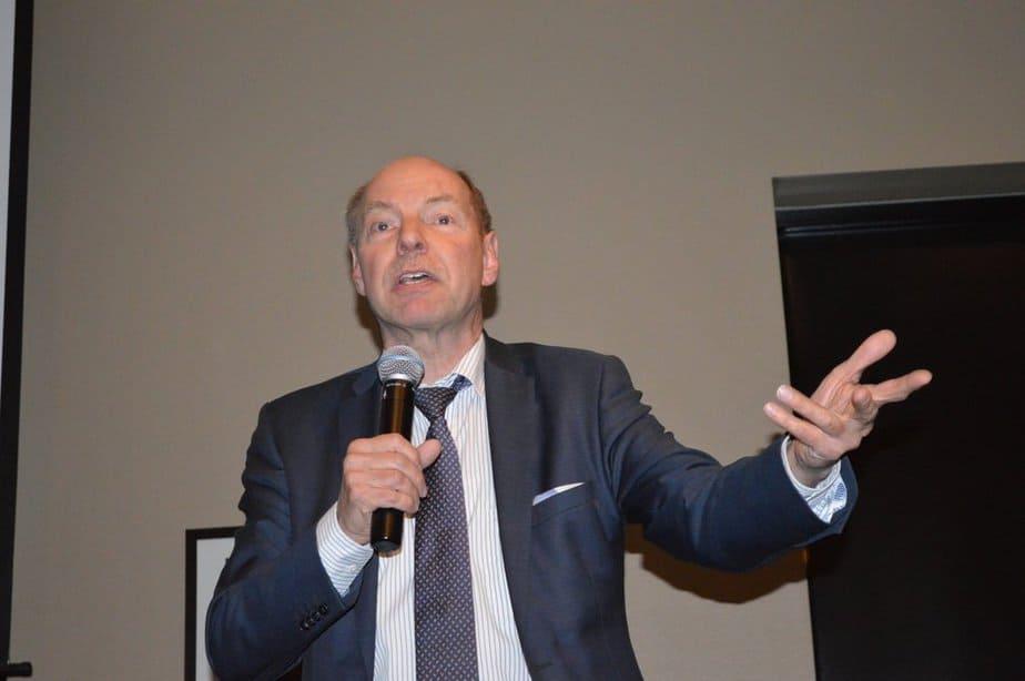 Ondernemerscafé met Wim Anker