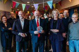 Noldus IT nieuwe Parel van de regio Arnhem – Nijmegen – Wageningen